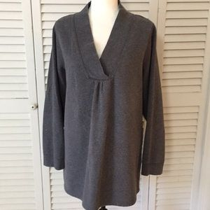 Covington gray sweatshirt Size 26W